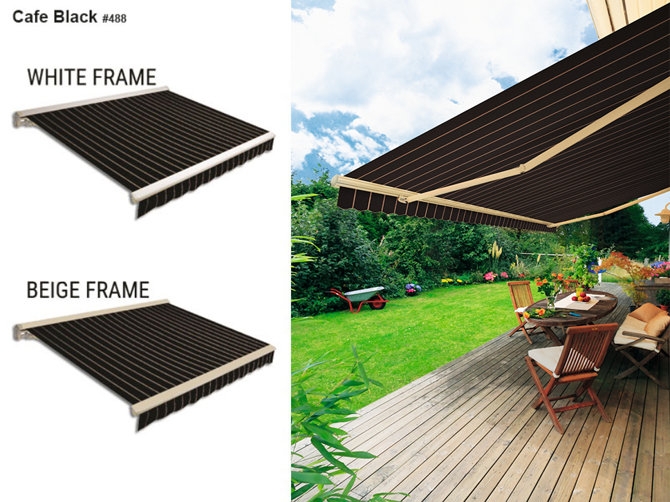 Awnings - Fixed And Retractable | Innovative Awnings & Screens